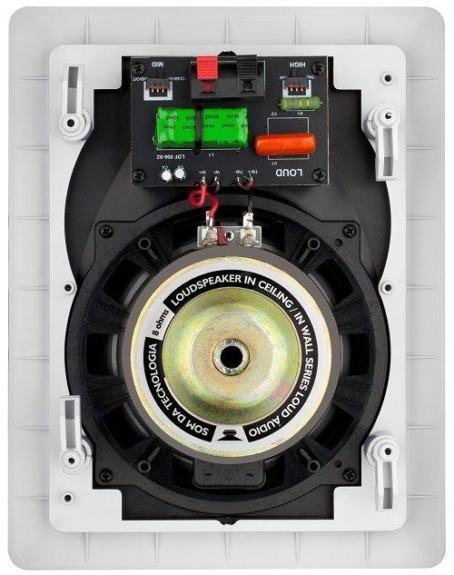 Caixa Loud LR6 - Series