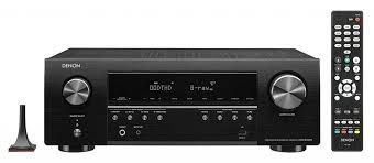 Receiver Denon linha S-550/650/750/950  - Home Theater Prossional