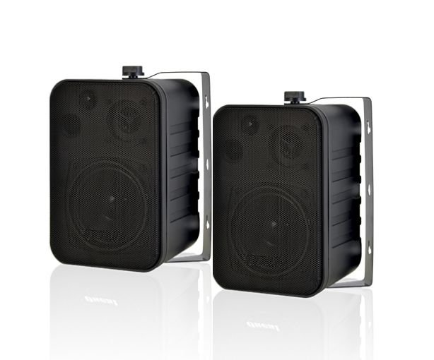 Caixa EmbutSpeaker ES460 - Branca ou Preta - 3 vias 60 watts