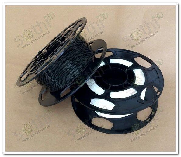 Filamento Flexível 1,75mm (rolo 0,5Kg)