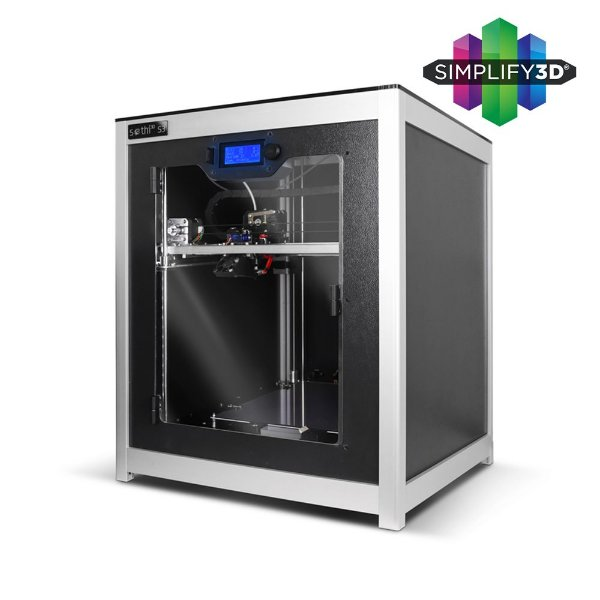 Impressora Sethi3D S3 com Simplify3D®