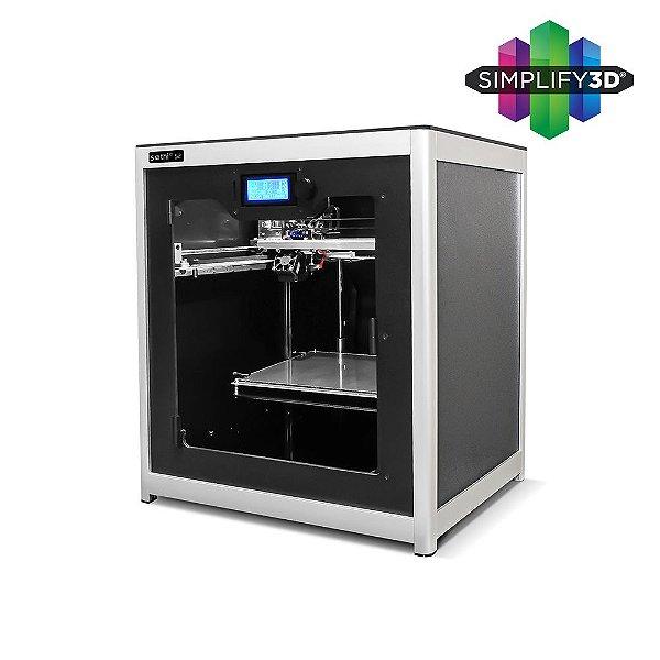 Impressora Sethi3D S2 com Simplify3D®