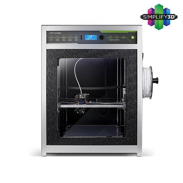 Impressora Sethi3D S3X com Simplify3D