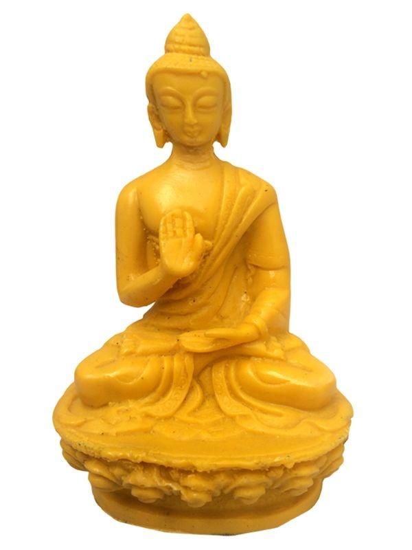 Escultura Buda em Marmorite 11cm