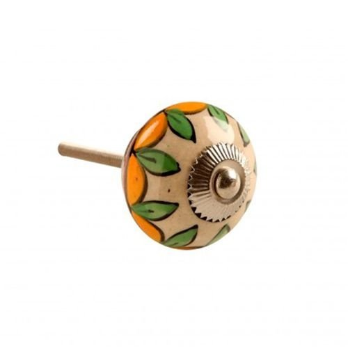Puxador Indiano de Porta - Cerâmica