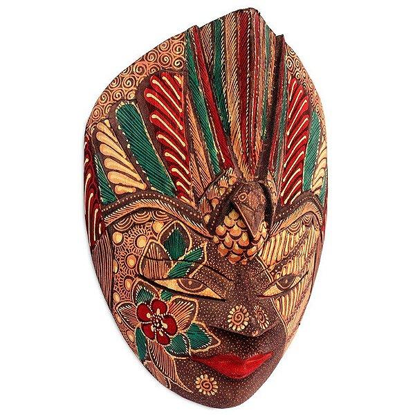 Máscara Decorativa Bali 28cm