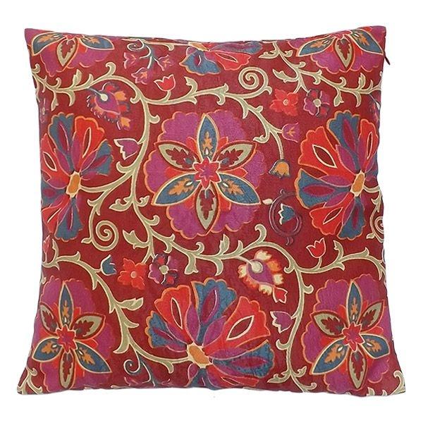 Capa de Almofada Floral Color - Karsten