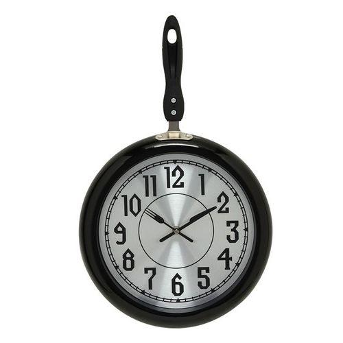 """Relógio de Parede """"Frigideira"""""""