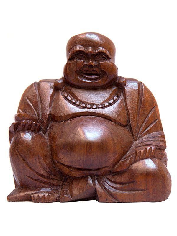 Escultura Decorativa Happy Buda 11cm
