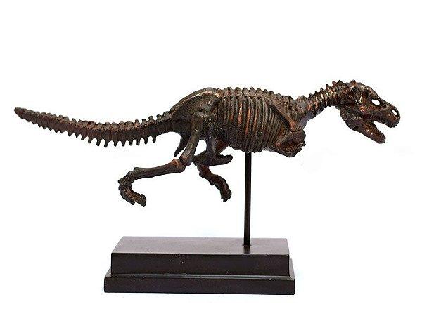 Escultura em Resina Dinossauro (T-Rex)