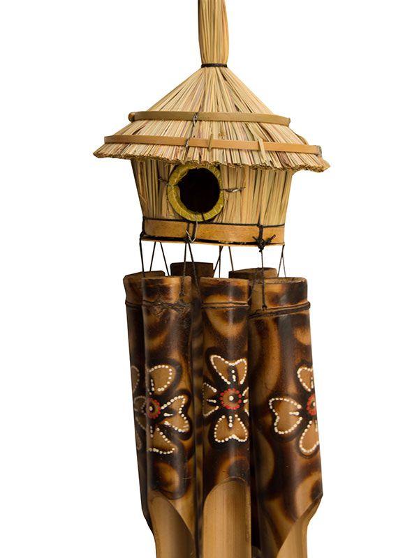 Mensageiro dos Ventos c/ Casa de Pássaro