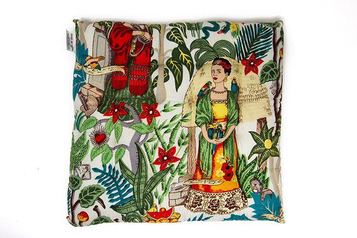 Almofada Indiana Frida Kahlo