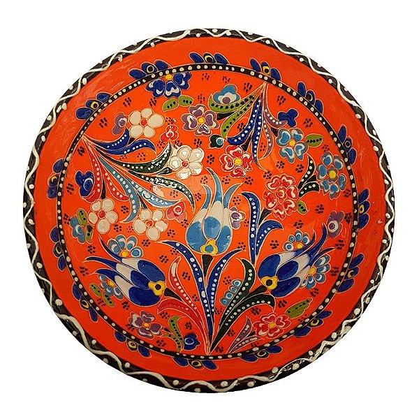Tigela / Bowl em Cerâmica Turca