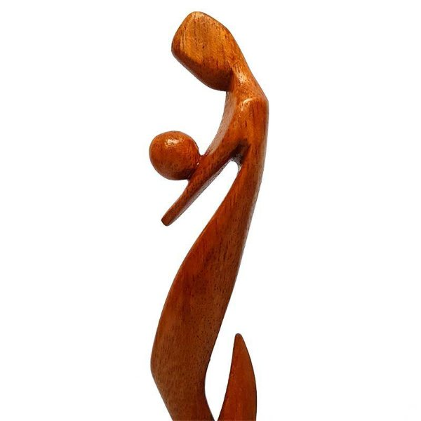 """Esculturas Surrealistas """"Família Sagrada"""""""