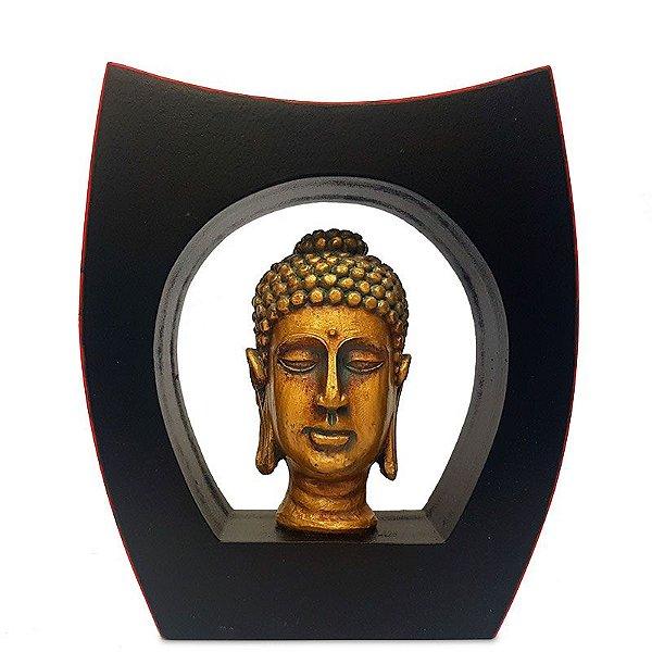 Porta-Vela Cabeça de Buda