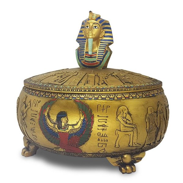 Caixa (Porta-Objetos) Tutancâmon