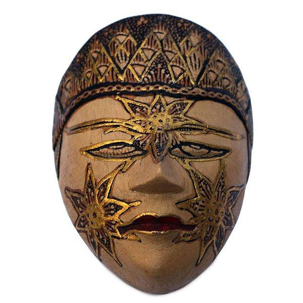 Máscara Artesanal Batik