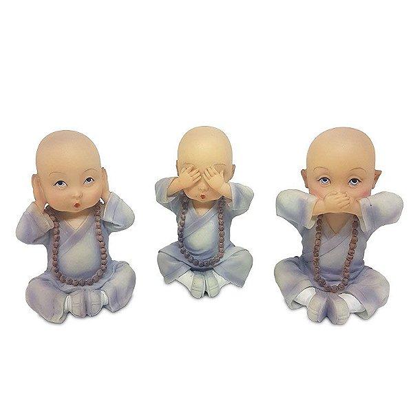 Trio de Monges Zen (Surdo, Cego e Mudo)