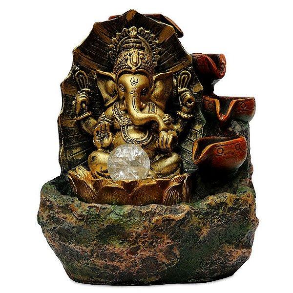 Fonte de Água Deus Ganesh 110V