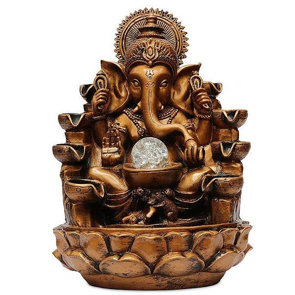 Fonte Deus Ganesh 40cm - 110V