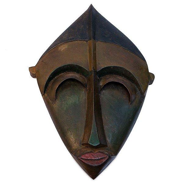 Máscara Tribal Fang do Gabão