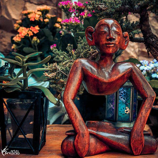 Escultura Abstrata Orelhudo