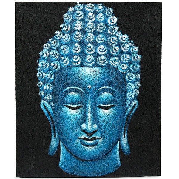 """Tela """"Face De Buda"""" Rendada"""