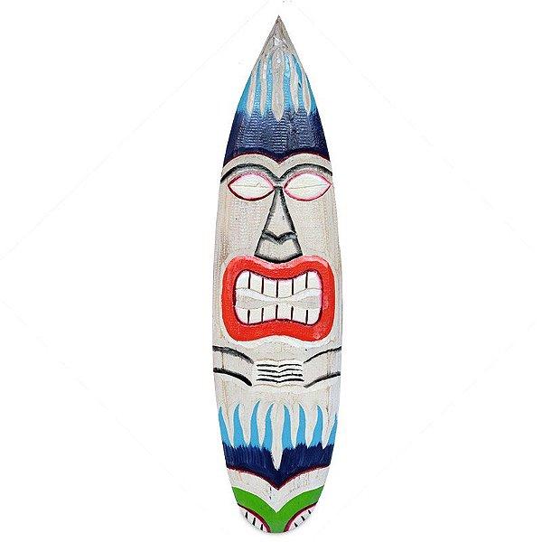 Prancha Surf Decorativa Tiki - Bali
