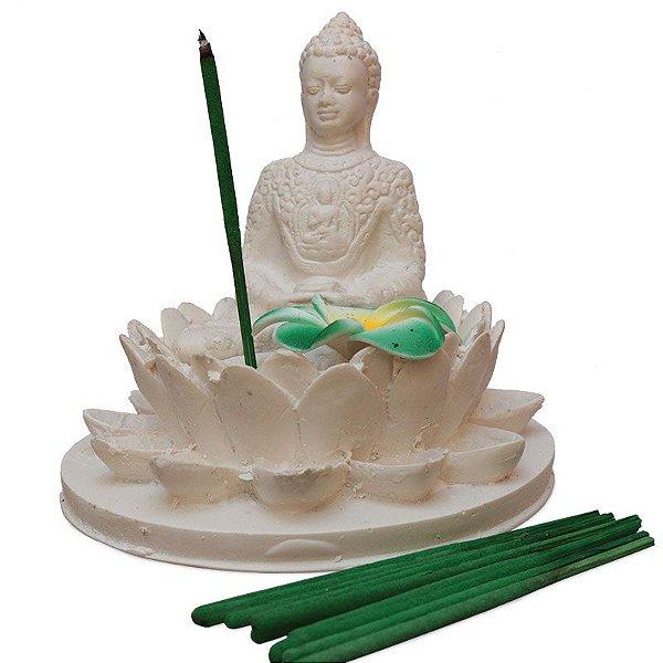Incensário Buda Lótus - Bali