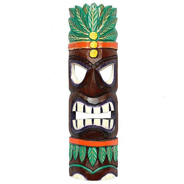 Carranca Totem Tiki Havaiano