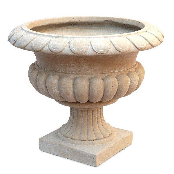 Vaso de Jardim Taça Grande 40x45cm