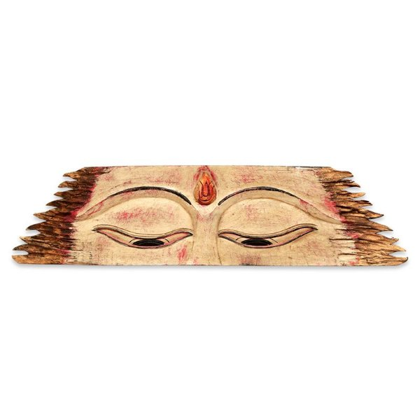Painel Olhos de Buda Bali 100cm