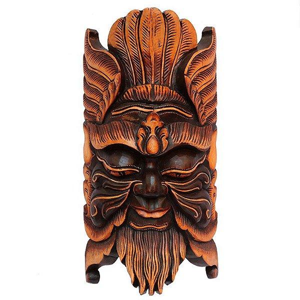 Máscara Balinesa Baruna 50cm