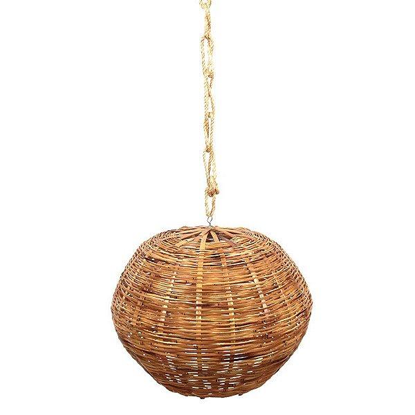 Pendente Bambu Rústico Tupã