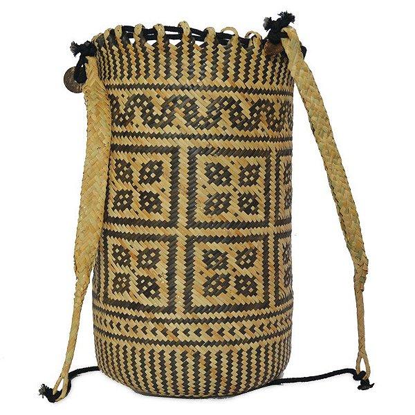 Bolsa em Bambu 35cm | Bali
