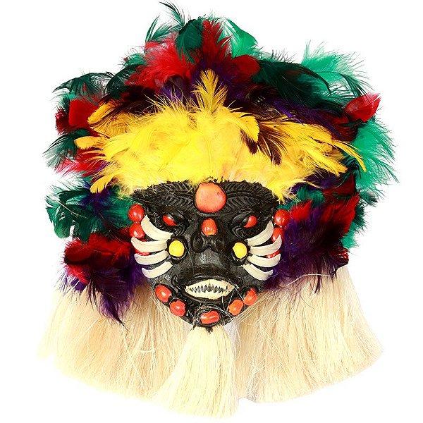 Máscara Artesanal Amazonense   23cm
