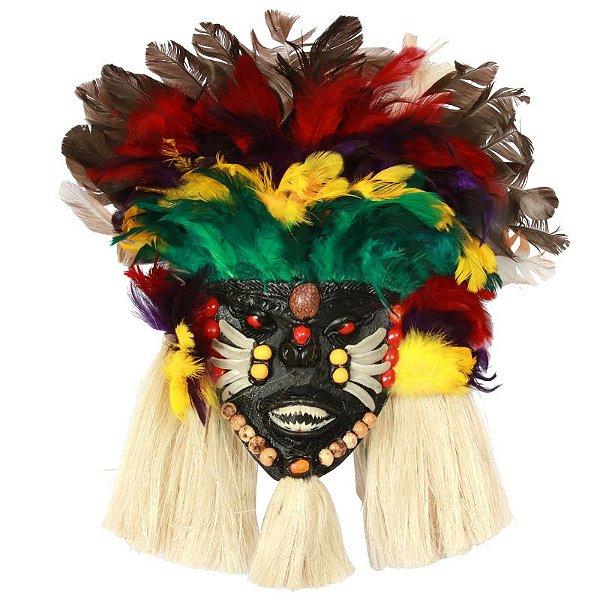 Máscara Artesanal Amazonense | 30cm