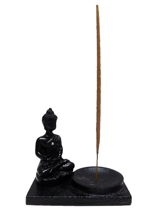 Incensário (Porta Incensos) Buda Zen