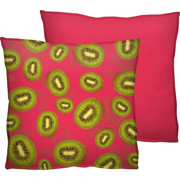 "Capa para Almofada ""Sweet Fruit"" 45x45cm"