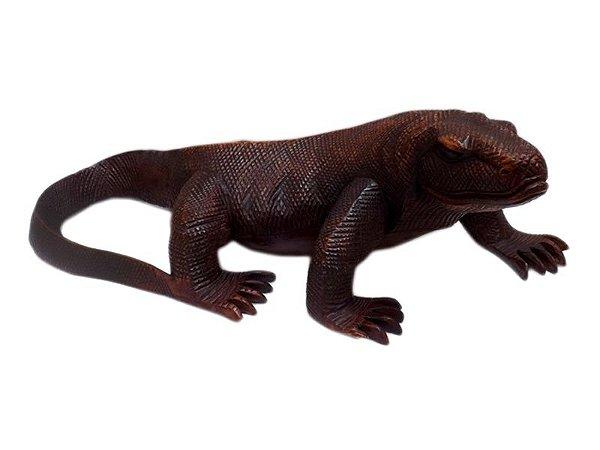 Dragão de Komodo Bali 53cm