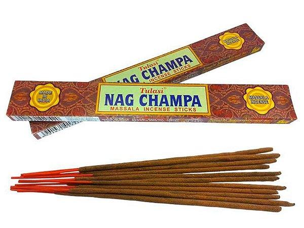 Incenso Indiano Nag Champa Tulasi