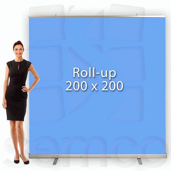 Porta Banner Roll Up 200x200