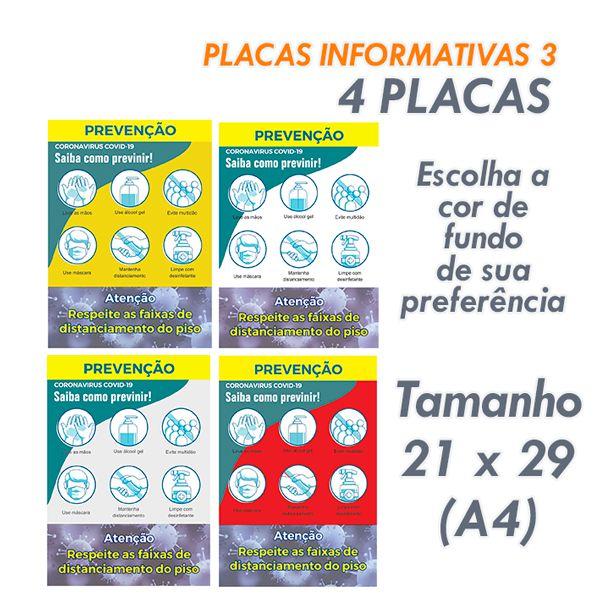 Placas Informativas 3