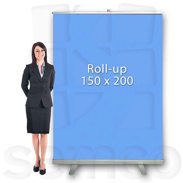 Porta Banner Roll Up 150x200