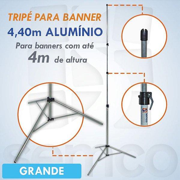 Tripé para Banner 4,40m - GRANDE