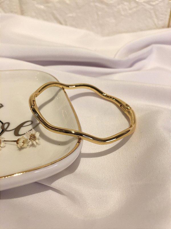 Bracelete Ondulado