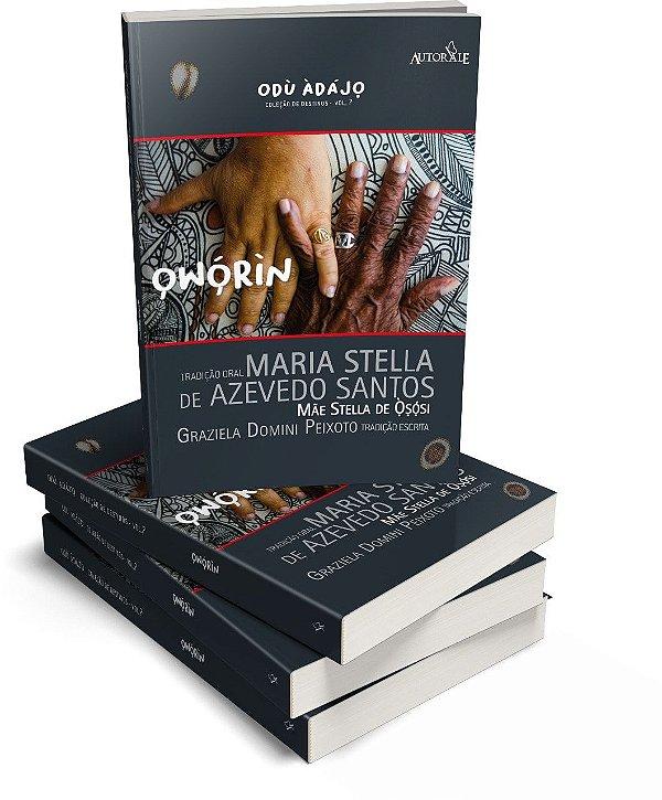 Owòrìn - Odù Àdàjo - Coleção de destinos - Vol 7