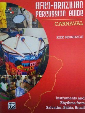 Afro-brazilian percussion guide (carnaval)