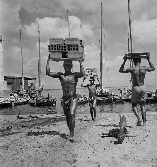 Porteurs, Salvador, Brasil (1946 - 1948)