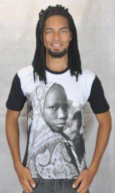 Camiseta Básica Monalisa